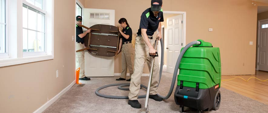 Redmond, WA residential restoration cleaning